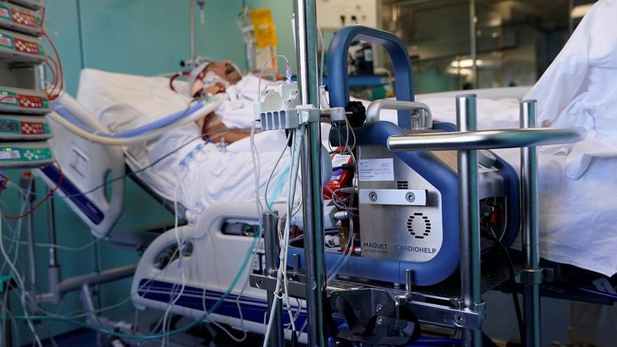 Türkiye'de son 24 saatte koronavirüs kaynaklı 122 can kaybı
