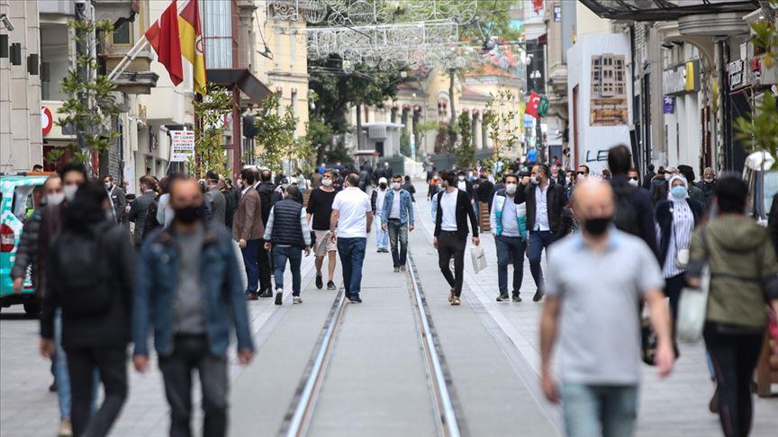 Türkiye'de son 24 saatte koronavirüs kaynaklı 246 can kaybı, 20 bin 316 yeni vaka