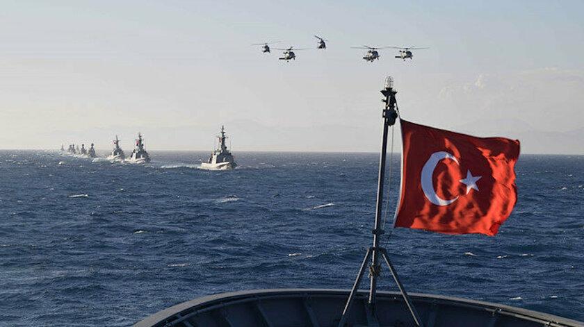 Türkiye'den Doğu Akdeniz'de bir hamle daha!