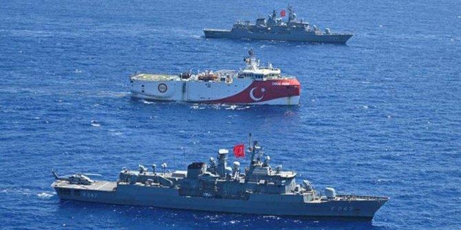 Türkiye'den Ege'de 3 yeni NAVTEX kararı
