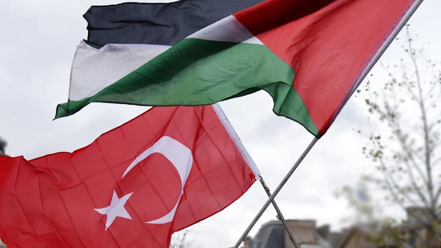 Türkiye'den Filistin'e 5 milyon dolarlık yardım