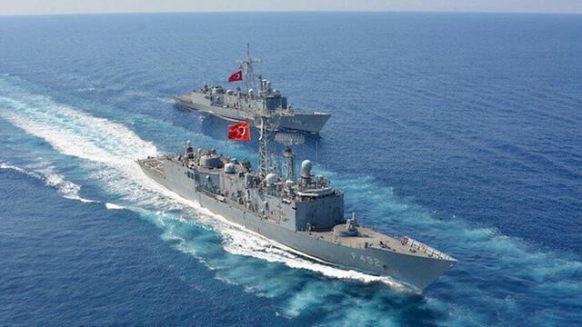 Türkiye'den Karadeniz'de NOTAM ve NAVTEX ilanı