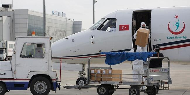 Türkiye'den KKTC'ye 20 bin doz Sinovac aşısı daha