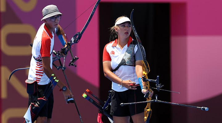 Türkiye, Dünya Okçuluk Şampiyonası'nda bronz madalya kazandı