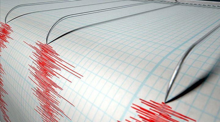 Türkiye-Ermenistan sınır bölgesinde 4,6 büyüklüğünde deprem