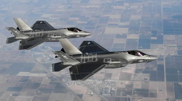 Türkiye, F-35'in resmi internet sitesindeki katılımcı listesinden silindi