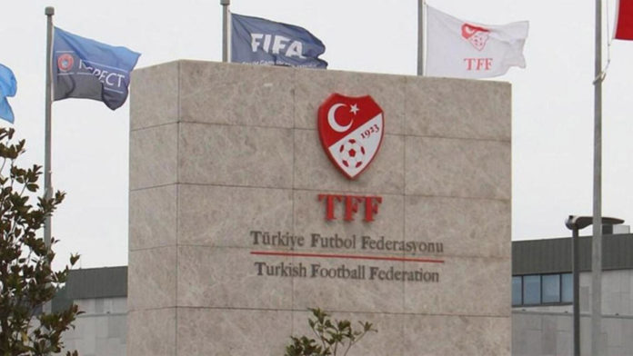Türkiye Futbol Federasyonu'nda istifa depremi