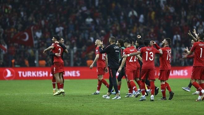 Türkiye - Galler maçının hakemi belli oldu