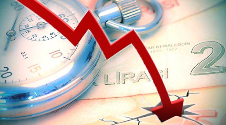Türkiye ikinci çeyrekte yüzde 9.9 küçüldü