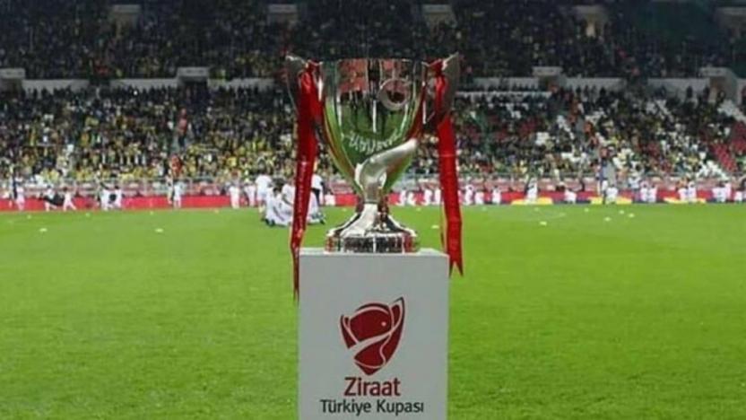Türkiye Kupası'nda final eşleşmeleri belli oldu