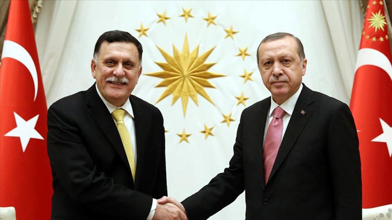 Türkiye Libya'da ortak petrol arayacak