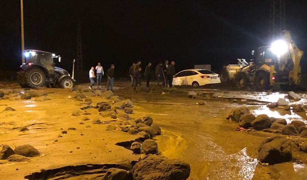 Türkiye-Nahçıvan karayolu ulaşıma kapandı
