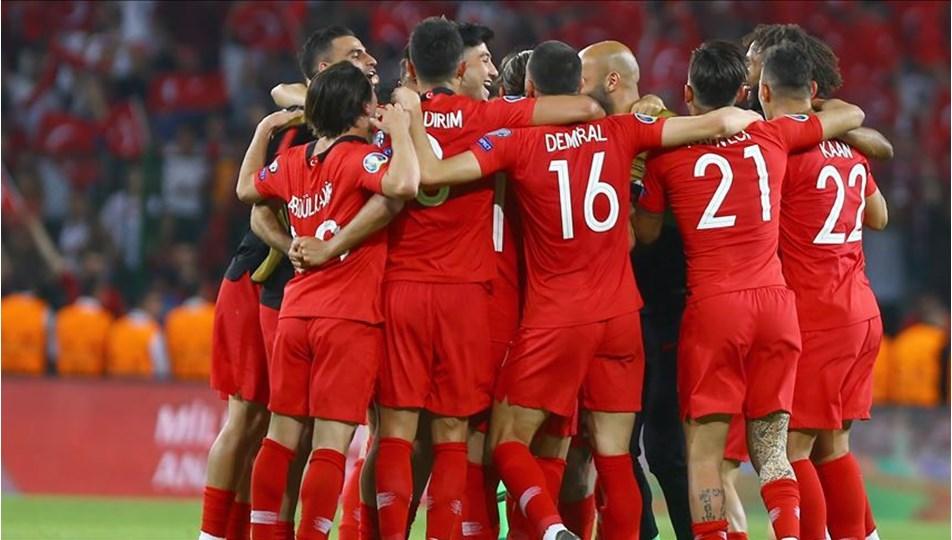 Türkiye'nin 2022 FIFA Dünya Kupası elemelerinde rakipleri belli oldu