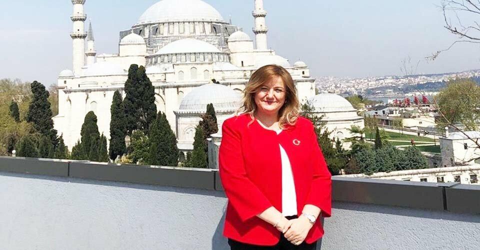 Türkiye'nin ilk kadın kaymakamı  Gevrek, İstanbul Vali Yardımcılığına atandı