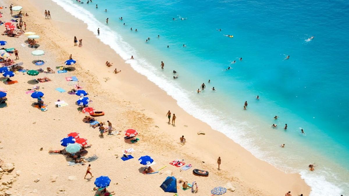 Türkiye'nin turizm geliri yılın ilk çeyreğinde 2.5 milyar dolar oldu