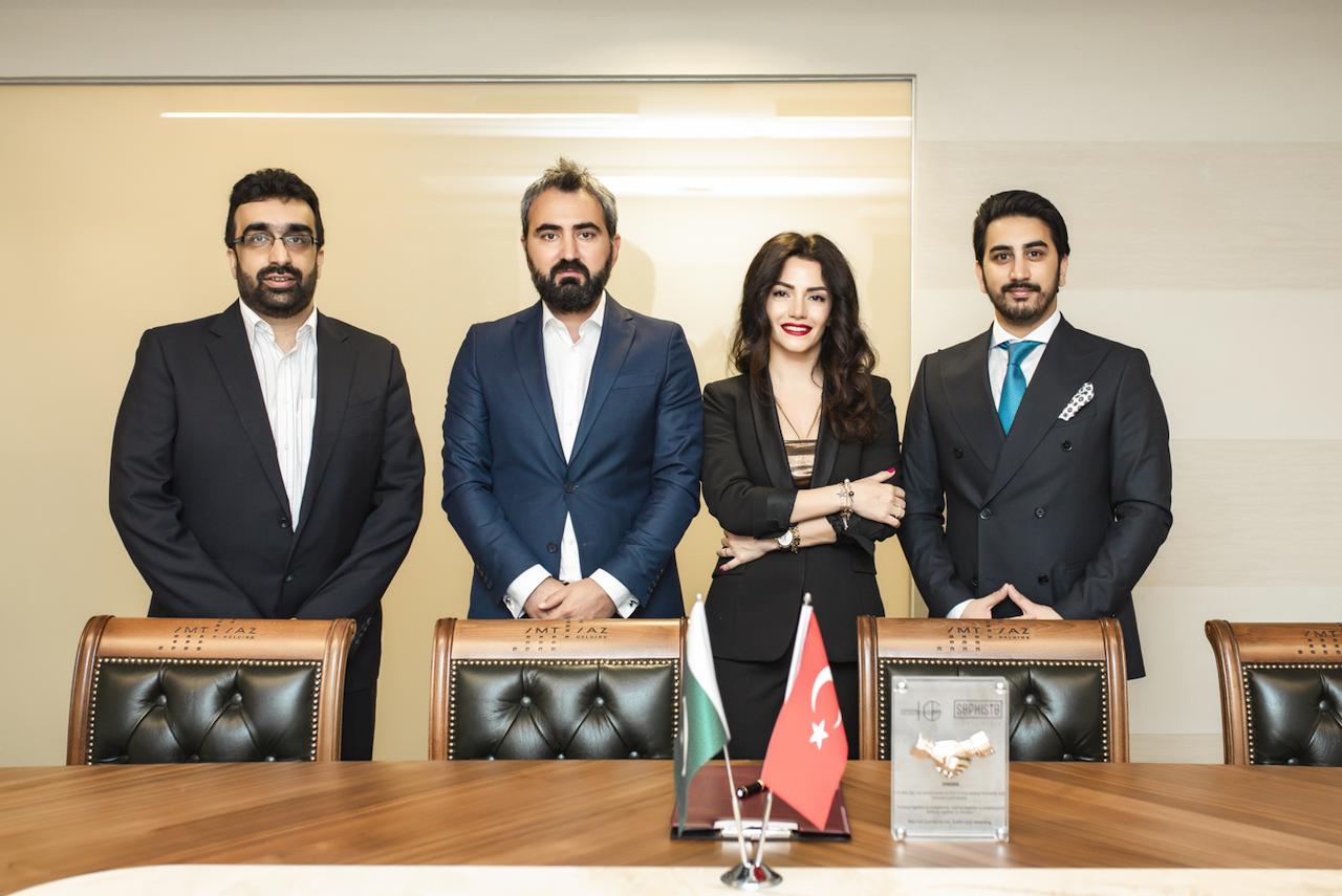 Türkiye ve Pakistan dizi ve filmler için işbirliği yapacak