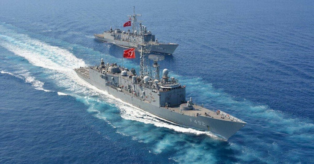 Türkiye ve Yunanistan'dan karşılıklı NAVTEX iptalleri