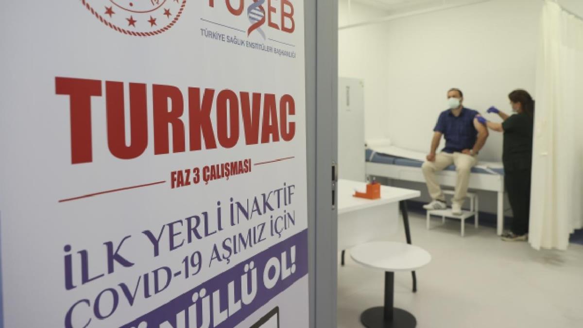 Turkovac-Coronovac 3. doz klinik çalışmalarında yeni adım