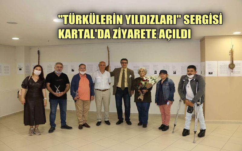 Türkülerin Yıldızları Kartal'da Parladı