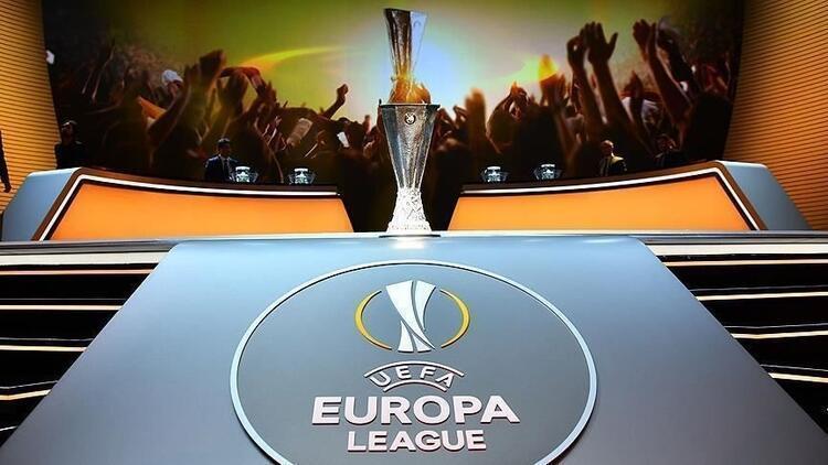 UEFA Avrupa Ligi'nde Fenerbahçe ve Galatasaray'ın grupları belli oldu