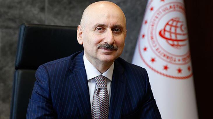 Ulaştırma Bakanı Karaismailoğlu'ndan 'Kanal İstanbul' açıklaması