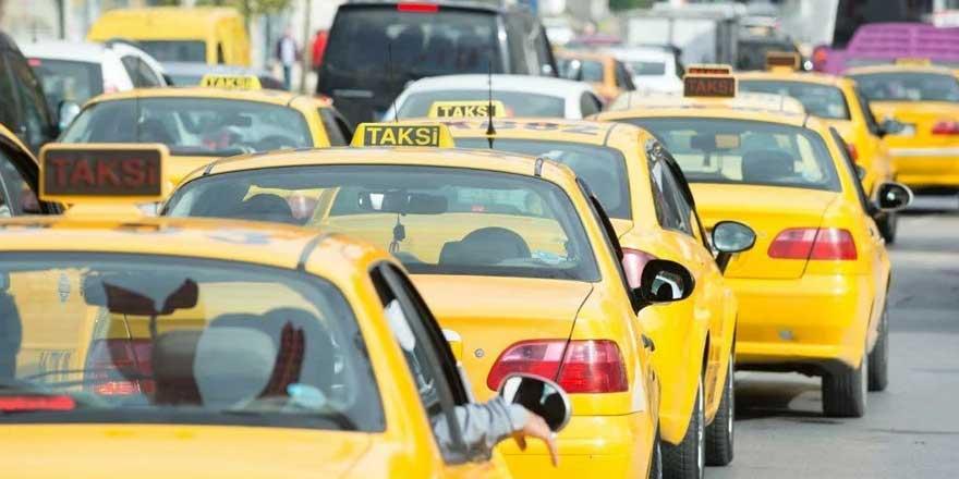 Ulaştırma Bakanlığı'ndan 'taksi krizi' için 4 öneri