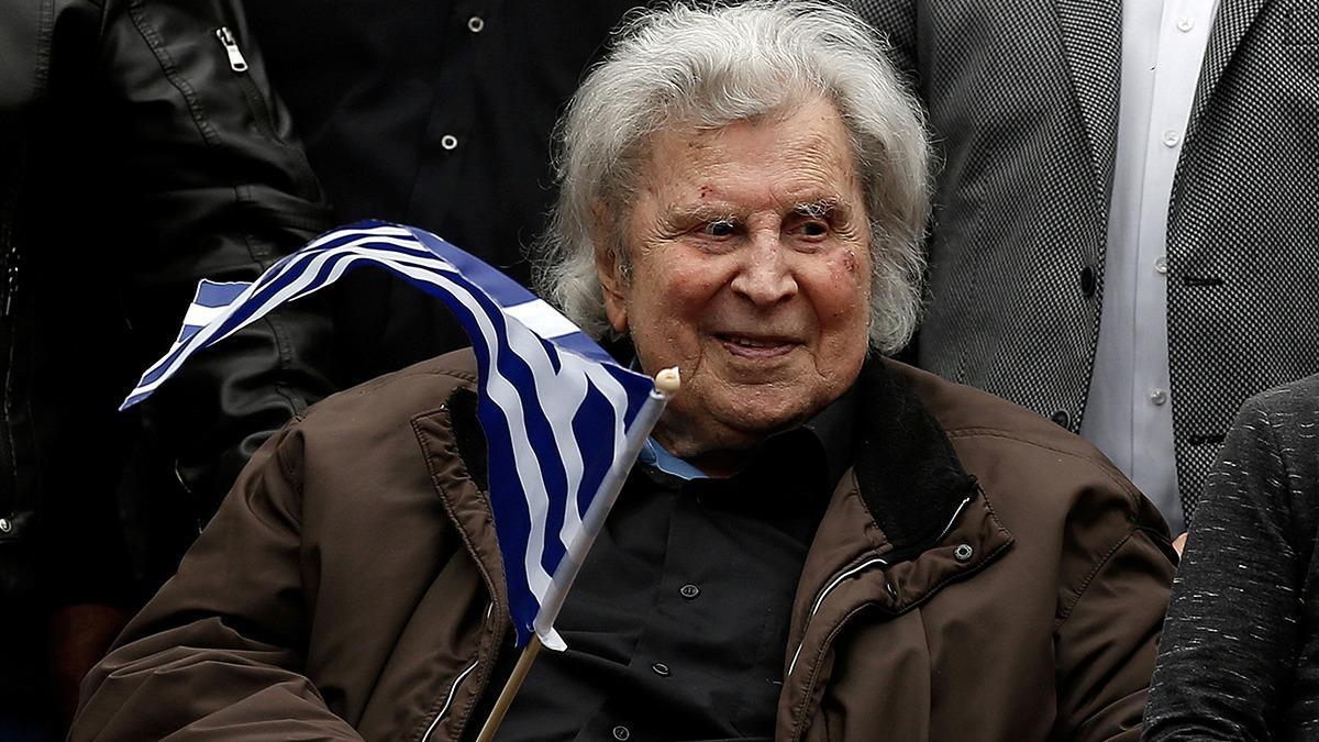 Ünlü müzisyen Mikis Theodorakis yaşamını yitirdi