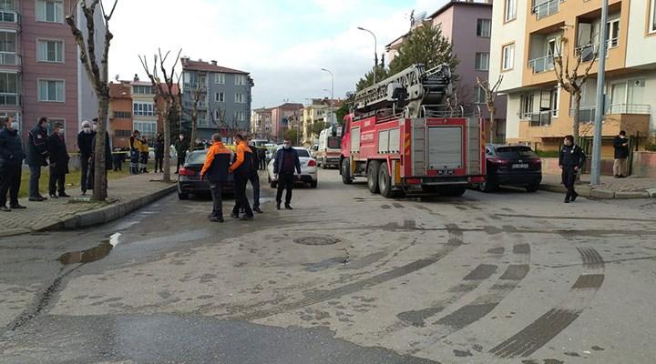 Uşak'ta bir apartmanda daha doğal gaz patlaması meydana geldi: 2 yaralı