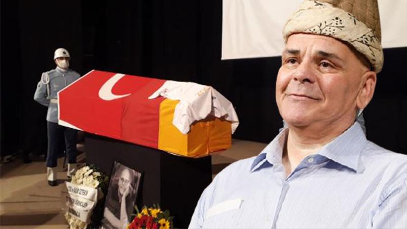 Usta oyuncu Rasim Öztekin, son yolculuğuna uğurlanıyor