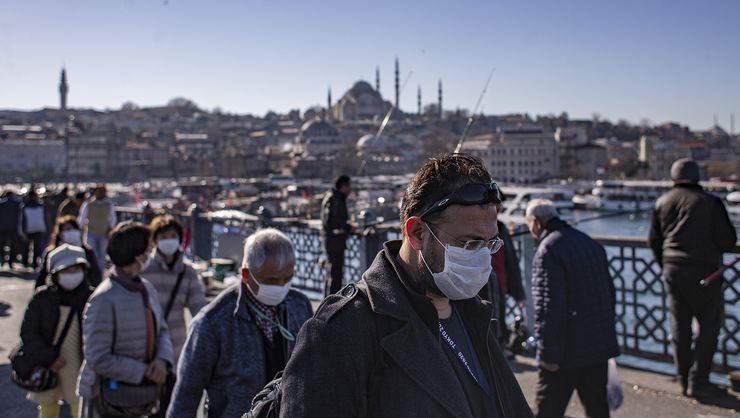 Vaka artışı beklenen İstanbul'da tehlike kapıda