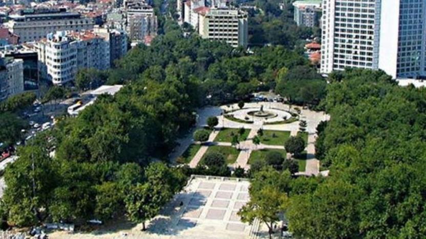 Vakıflar Genel Müdürlüğü'nden Gezi Parkı açıklaması