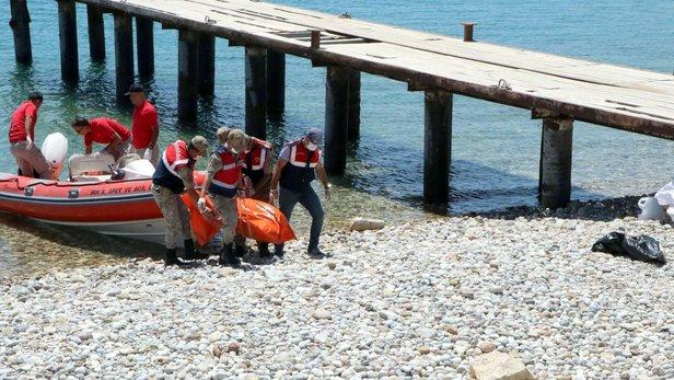 Van'daki 61 kişinin öldüğü tekne faciasıyla ilgili 12 kişi hakkında 38 yıl hapis istemi