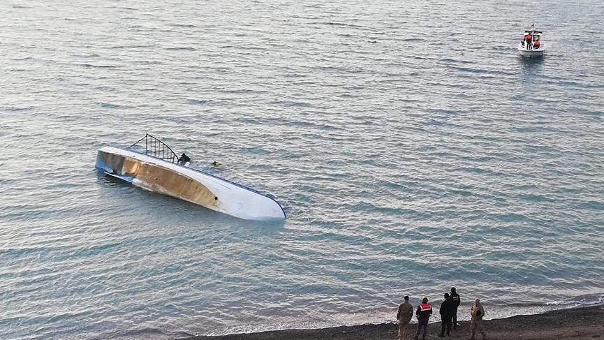 Van Gölü'nde iki kişinin daha cansız bedeni bulundu