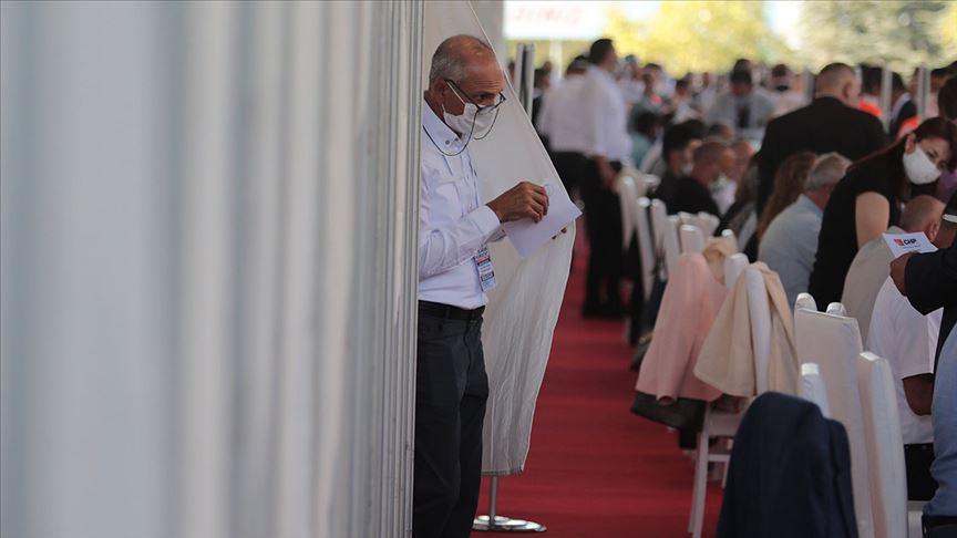 Ve CHP PM için oy verme işlemi başladı