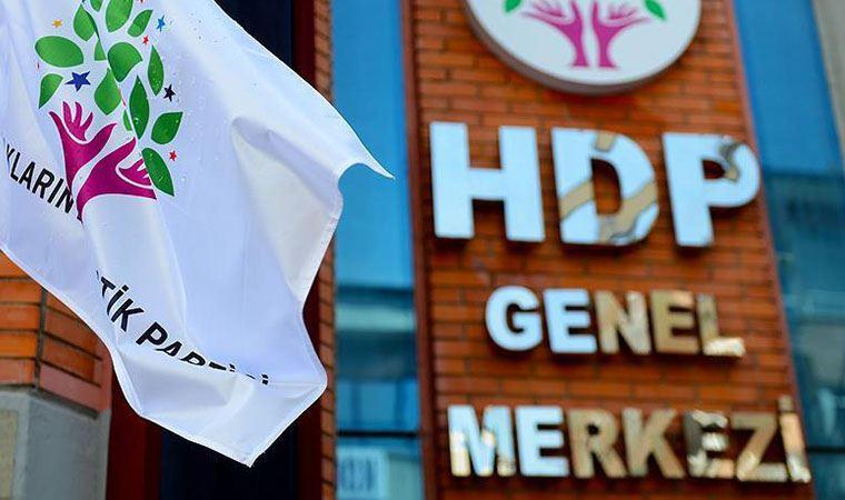 Yargıtay Cumhuriyet Başsavcısı HDP'nin kapatılması istemiyle AYM'ye dava açtı