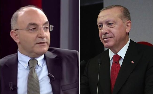 """""""Yeni bir devlet kuruyoruz"""" diyen kişi, Erdoğan'ın danışmanlığına atandı"""
