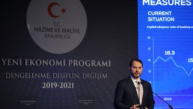 Yeni Ekonomi Programı yarın açıklanacak