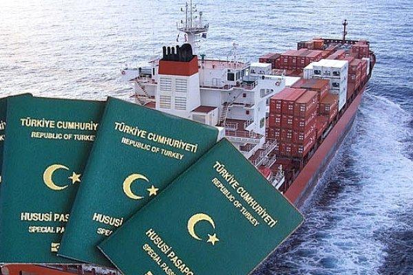 Yeşil pasaportlu ihracatçıya aşı önceliği tanındı