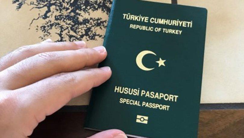 Yeşil pasaportun süresi uzatıldı