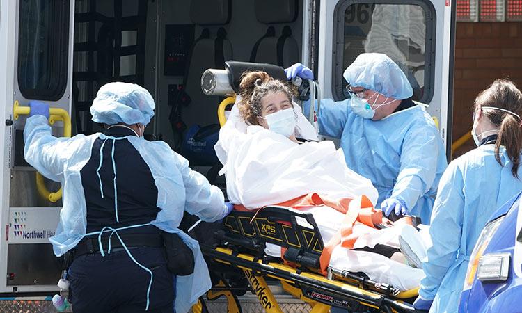 Yoğun bakımdaki hasta sayıları ikiye katlandı: 'Ölümler de artabilir'