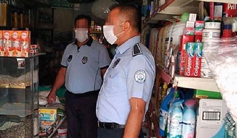 Yolsuzlukları soran CHP İlçe Başkan Yardımcısı'nın dükkanını zabıtalar bastı