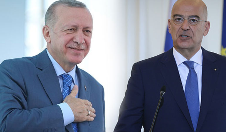 Yunan bakandan Erdoğan övgüsü: Kendi hedeflerine ulaşmada başarılı ve bölgede önemli bir lider