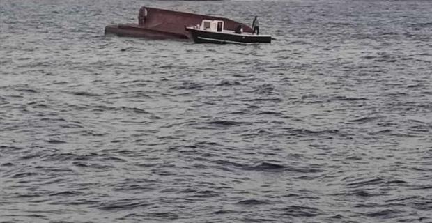 Yunan tankeri ile Türk balıkçı teknesi çarpıştı: 4 can kaybı, 1 kayıp
