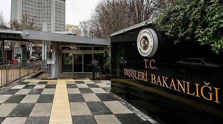 Yunanistan'ın büyükelçisi bakanlığa çağrıldı