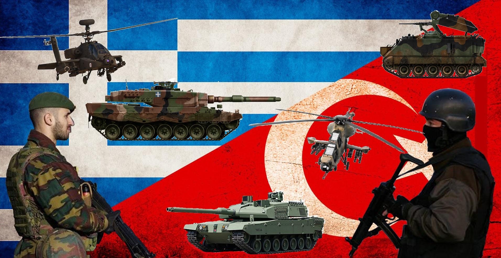 Yunanlılar Türkiye her an savaş ilan edecek sanıyor!