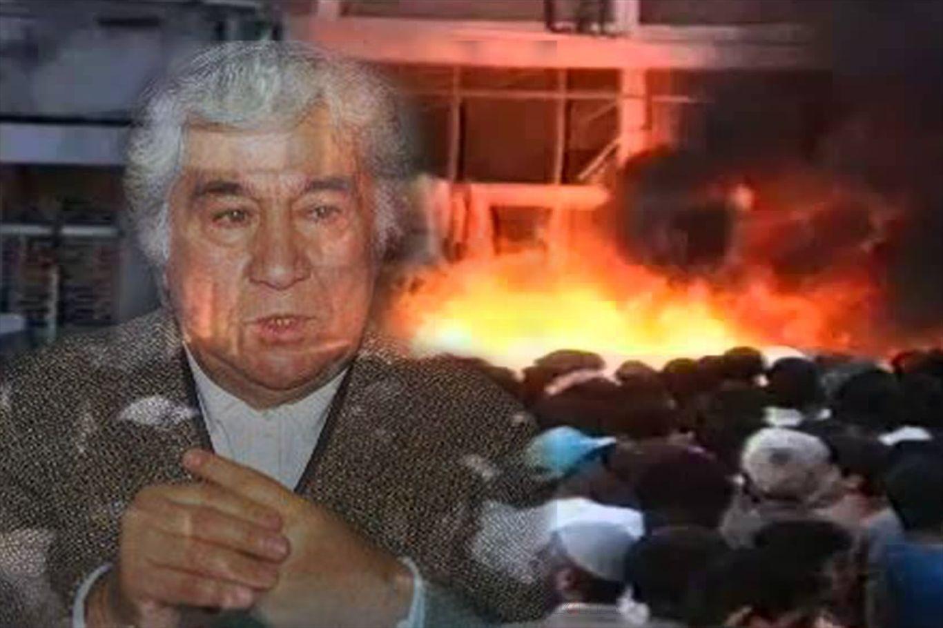 Yurt gazetesi yazarı Aziz Nesin'e kışkırtıcı ajan, dedi!