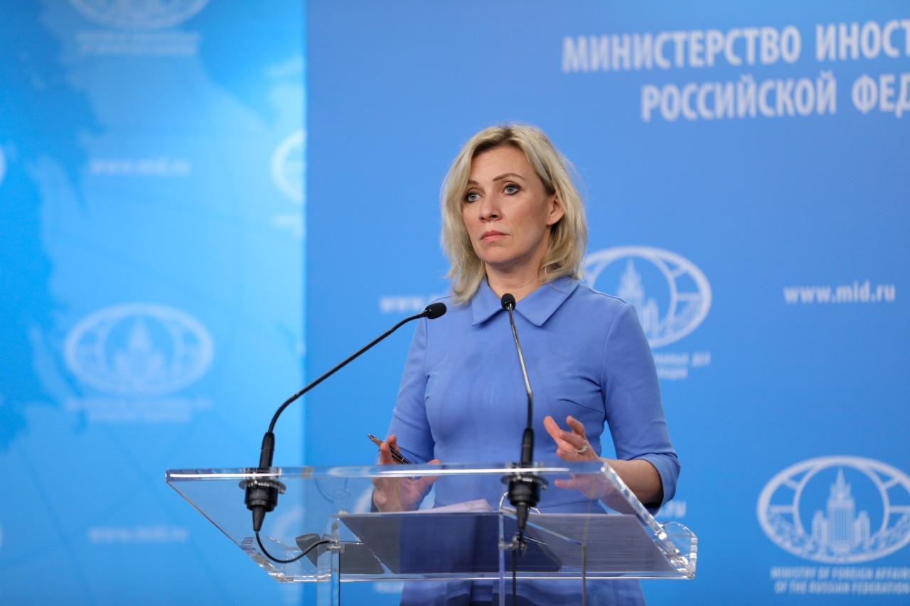Zaharova: Romanya Karadeniz'deki ABD ve NATO varlığını pekiştirme gayretinde