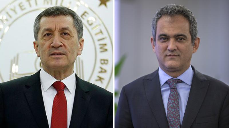 Ziya Selçuk'un istifası kabul edildi, yerine Prof. Dr. Mahmut Özer atandı