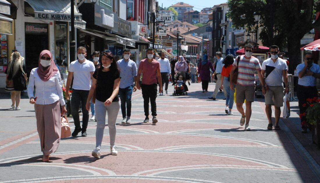 Zonguldak Valisi: Delta varyantında vaka sayısı 10'un üzerine çıktı
