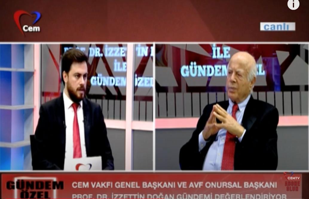 Aleviler Ramazan'da Oruç Tutar Mı? | Prof. Dr. İzzettin Doğan ile Gündem Özel